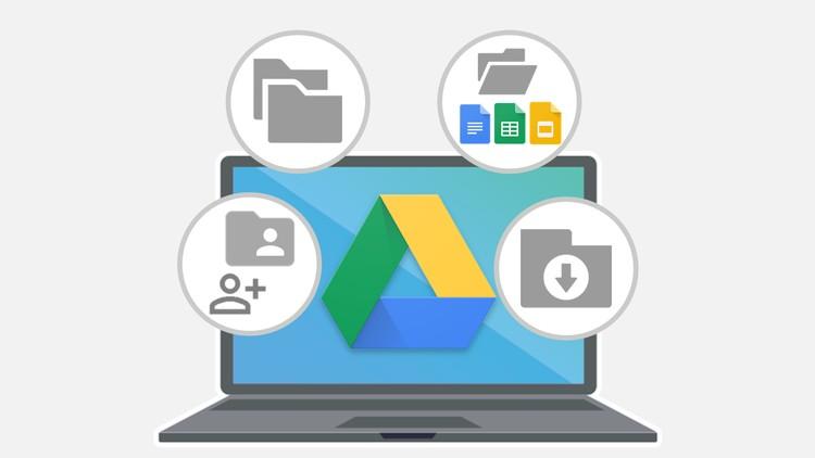 Google ドライブで学ぶファイル管理と共同編集